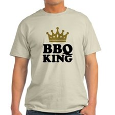 BBQ King crown T-Shirt