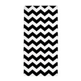 Black & white beach towel Beach Towels