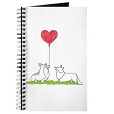 Corgi Valentine - Journal