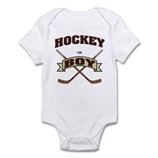 Hockey Boy Onesie
