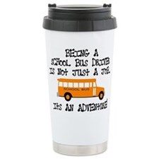 Cute Bus driver Travel Mug