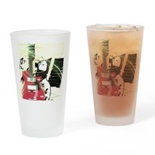 Guitar Instruments Music Drinking Glass