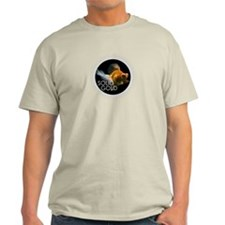 Men's SOLID GOLD Logo T-Shirt