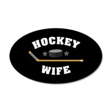 Hockey Wife Wall Decal