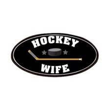 Hockey Wife Patches