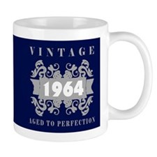 1964 Aged To Perfection Small Mugs
