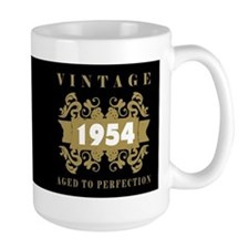 1954 Aged To Perfection Mug
