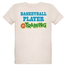 Basketball Player in training T-Shirt