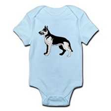 German sheperd Body Suit