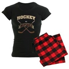 Hockey Referee Pajamas