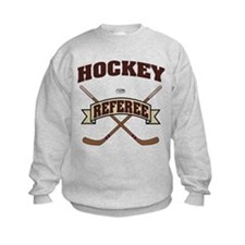 Hockey Referee Sweatshirt