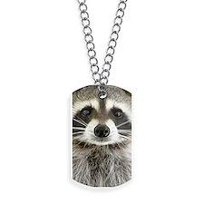 Raccoon Dog Tags