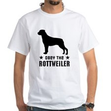 Obey the Rottweiler! T-Shirt
