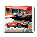Oldsmobile 442 Classic Mousepad