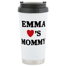 Cute Emma Travel Mug