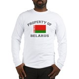 Belarus Long Sleeve T-Shirt