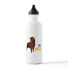 NO BULL Water Bottle