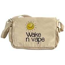 Wake -n- Vape Messenger Bag