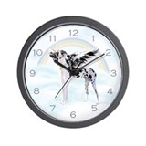 Harle Dane Angel RB Wall Clock