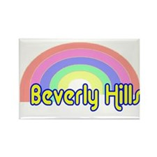 Beverly Hills, California Rectangle Magnet