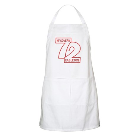 McGovern in '72 BBQ Apron