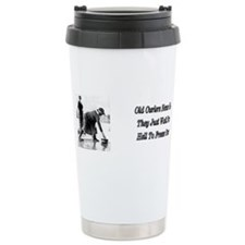 Unique Curling Travel Mug