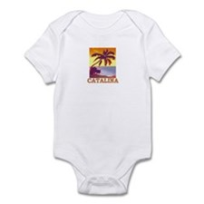 Catalina Island, California Infant Bodysuit