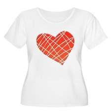 Wild Heart Plus Size T-Shirt