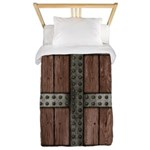 Medieval Chest Twin Duvet