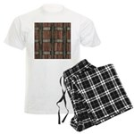 Medieval Chest Men's Light Pajamas