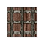 Medieval Chest Square Sticker 3