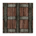 Medieval Chest Tile Coaster
