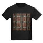 Medieval Chest Kids Dark T-Shirt