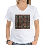 Medieval Chest Women's V-Neck T-Shirt