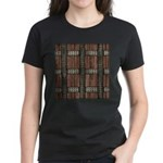 Medieval Chest Women's Dark T-Shirt