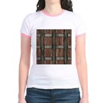 Medieval Chest Jr. Ringer T-Shirt