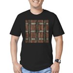 Medieval Chest Men's Fitted T-Shirt (dark)