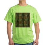 Medieval Chest Green T-Shirt
