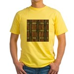 Medieval Chest Yellow T-Shirt