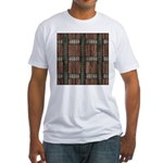 Medieval Chest Fitted T-Shirt