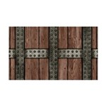 Medieval Chest 35x21 Wall Decal