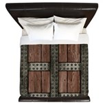 Medieval Chest King Duvet