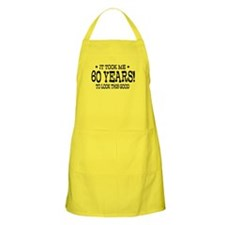 Funny 60Th Birthday Apron For Men And Women