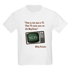 NOT JUST A TV T-Shirt