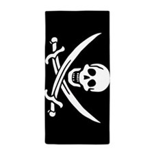 PIRATE BEACH TOWEL