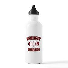 Hockey Coach Water Bottle