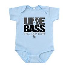 Uke Bass Player Body Suit