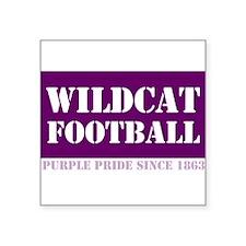 wildcatFootball Sticker