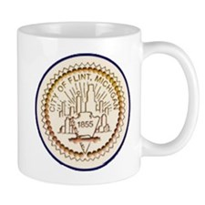 City of Flint Seal Mug