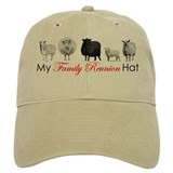 Reunion Sheep Baseball Cap